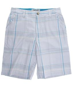 Burton Base Camp Shorts Silver