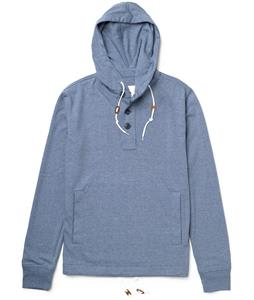 Burton Baxter Hoodie Team Blue Heather