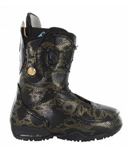 Burton Modern Snowboard Boots Black/Gold