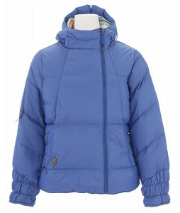 Burton B By Burton Curie Down Snowboard Jacket Olympian Blue