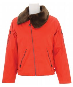 Burton B By Burton Roosevelt Bomber Snowboard Jacket Infared