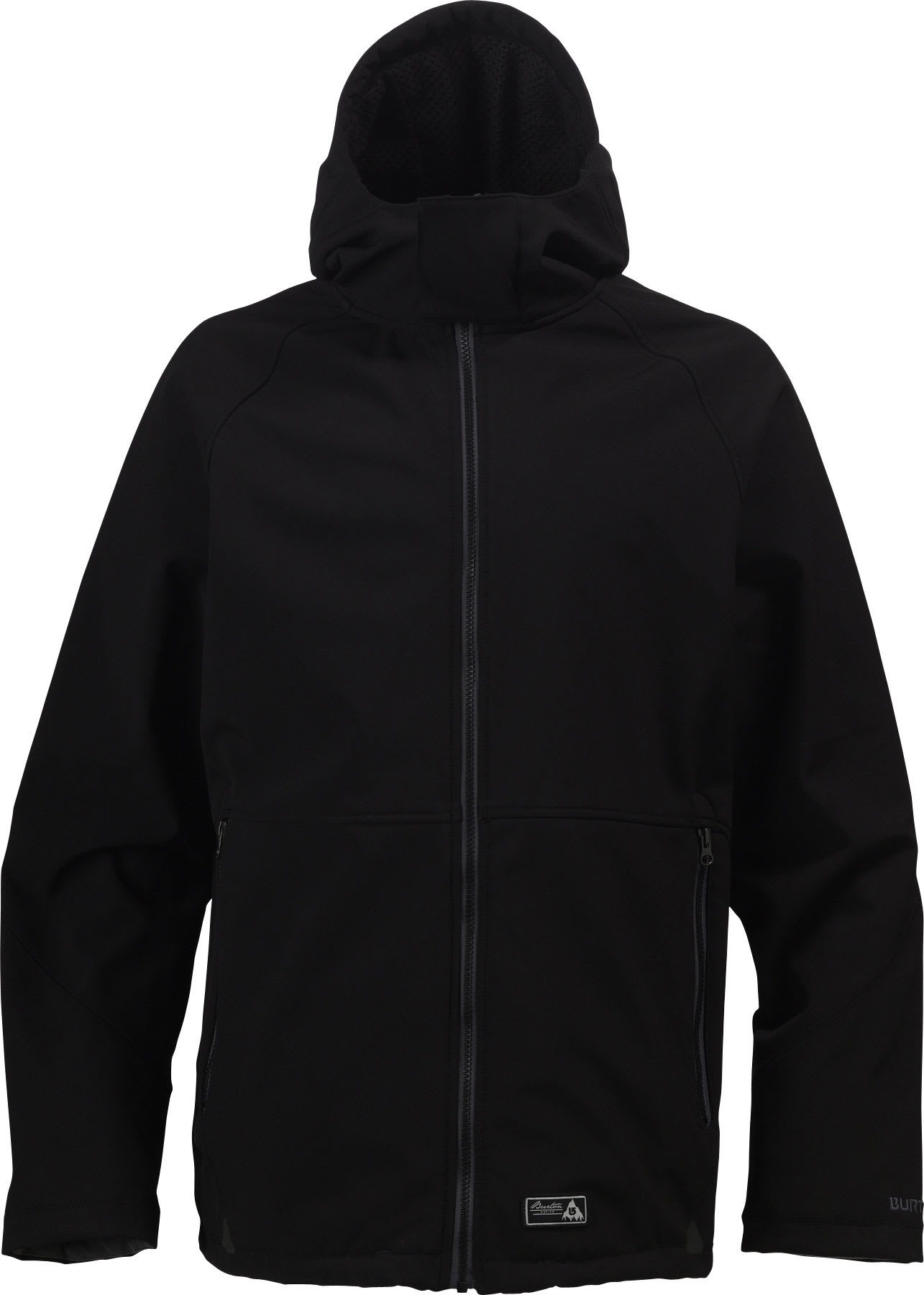 Shop for Burton Beacon Softshell Jacket True Black - Men's