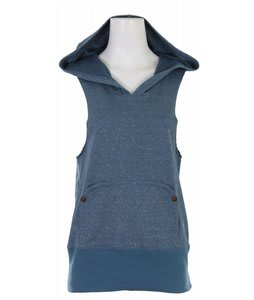Burton Beardsley Sleeveless Pullover Spectrum Blue