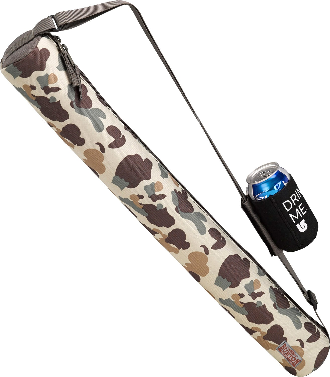 Burton Beeracuda Bag Duck Hunter Camo 2L