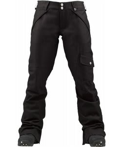 Burton Belle Snowboard Pants True Black