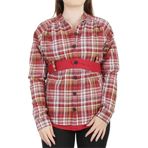 Burton Prof L/S Belted Top