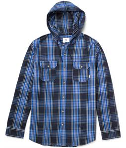 Burton Bernidge Flannel Team Blue