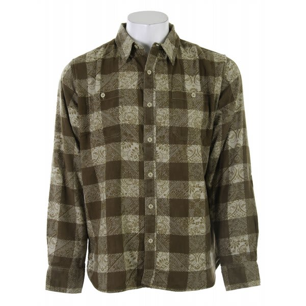 Burton Big Buck Paisley Shirt