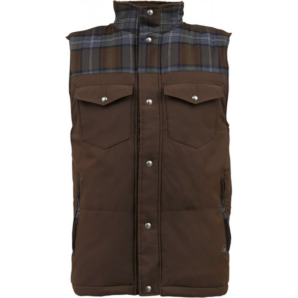 Burton Biggs Puffy Snow Vest