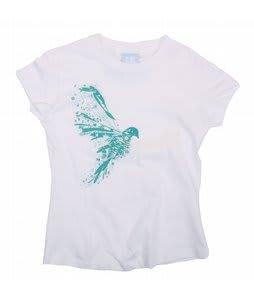 Burton Big Sky T-Shirt White