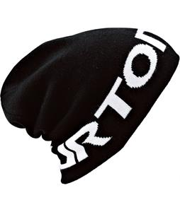 Burton Billboard Slouch Beanie True Black