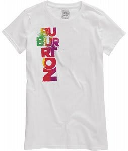Burton Blender T-Shirt Bright White