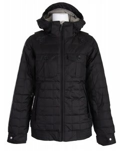 Burton Bliss Down Snowboard Jacket True Black