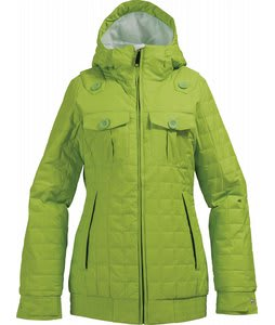 Burton Bliss Down Snowboard Jacket Margarita Green