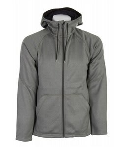 Burton Blitzer Windstopper Hoodie Hthrd Resin