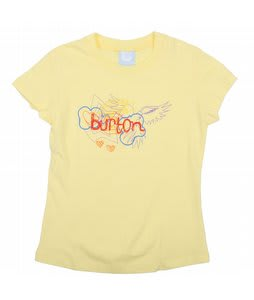 Burton Bind APR T-Shirt Lemon