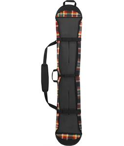 Burton Board Sleeve Snowboard Bag Majestic Black Plaid 140cm