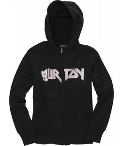 Burton Bonded Fleece True Black