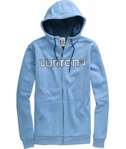 Burton Bonded Hoodie Blue 23