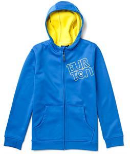 Burton Bonded Hoodie Cobalt Blue