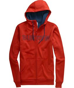 Burton Bonded Hoodie Code Red