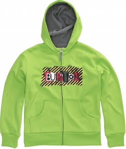 Burton Bonded Hoodie Lime