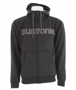 Burton Bonded Hoodie True Black