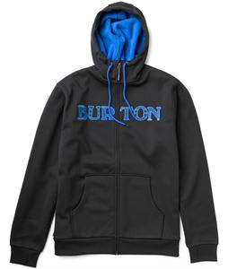 Burton Bonded Hoodie True Black/Red