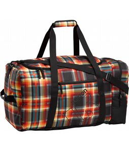 Burton Boothaus Large Bag Majestic Black Plaid