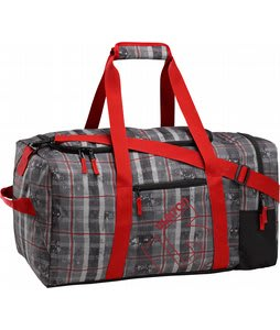 Burton Boothaus Medium Bag Tattered Plaid