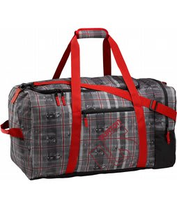 Burton Boothouse Large Bag Tattered Plaid