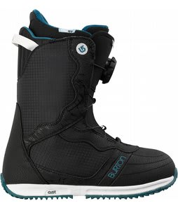 Burton Bootique Snowboard Boots Black/White