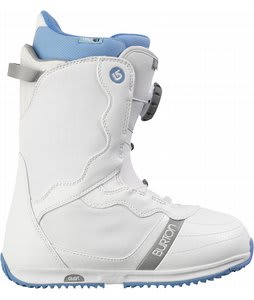 Burton Bootique Snowboard Boots White/Blue