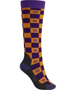 Burton Boys' Emblem Socks Yolky
