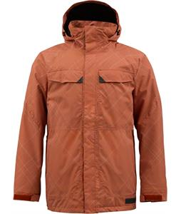 Burton Breach Snowboard Jacket Bitters Isometric Plaid