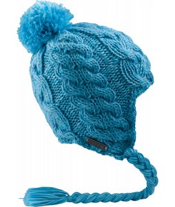 Burton Breanie Earflap Beanie Blue-Ray