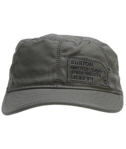 Burton Brigade Cap Trench Green