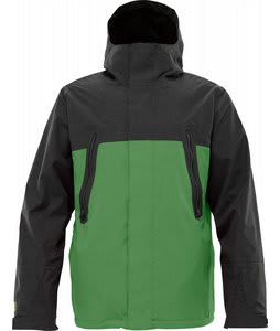 Burton Briggs Snowboard Jacket Astro Turf Colorblock