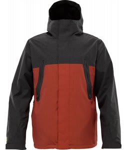 Burton Briggs Snowboard Jacket Bitters/True Black