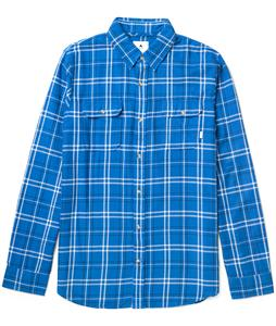 Burton Brighton Flannel Cobalt Blue