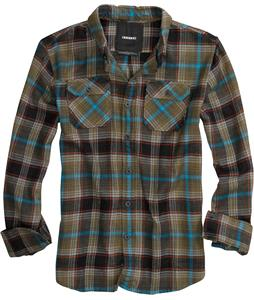 Burton Brighton Flannel True Black