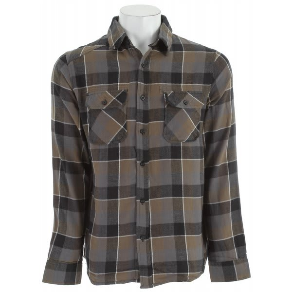 Burton Brighton L/S Flannel Shirt