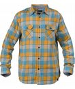 Burton Brighton L/S Flannel Shirt Sunchoke - Men's