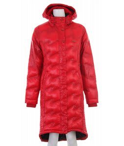 Burton Broadcast Jacket True Red