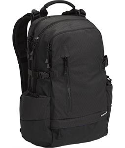 Burton Bruce Backpack Black Rip 22L