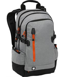 Burton Bruce Backpack Pewter Heather 22L