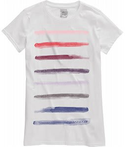 Burton Brush T-Shirt Bright White