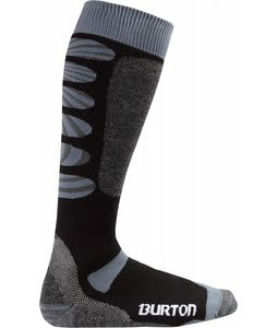 Burton Buffer II Socks True Black