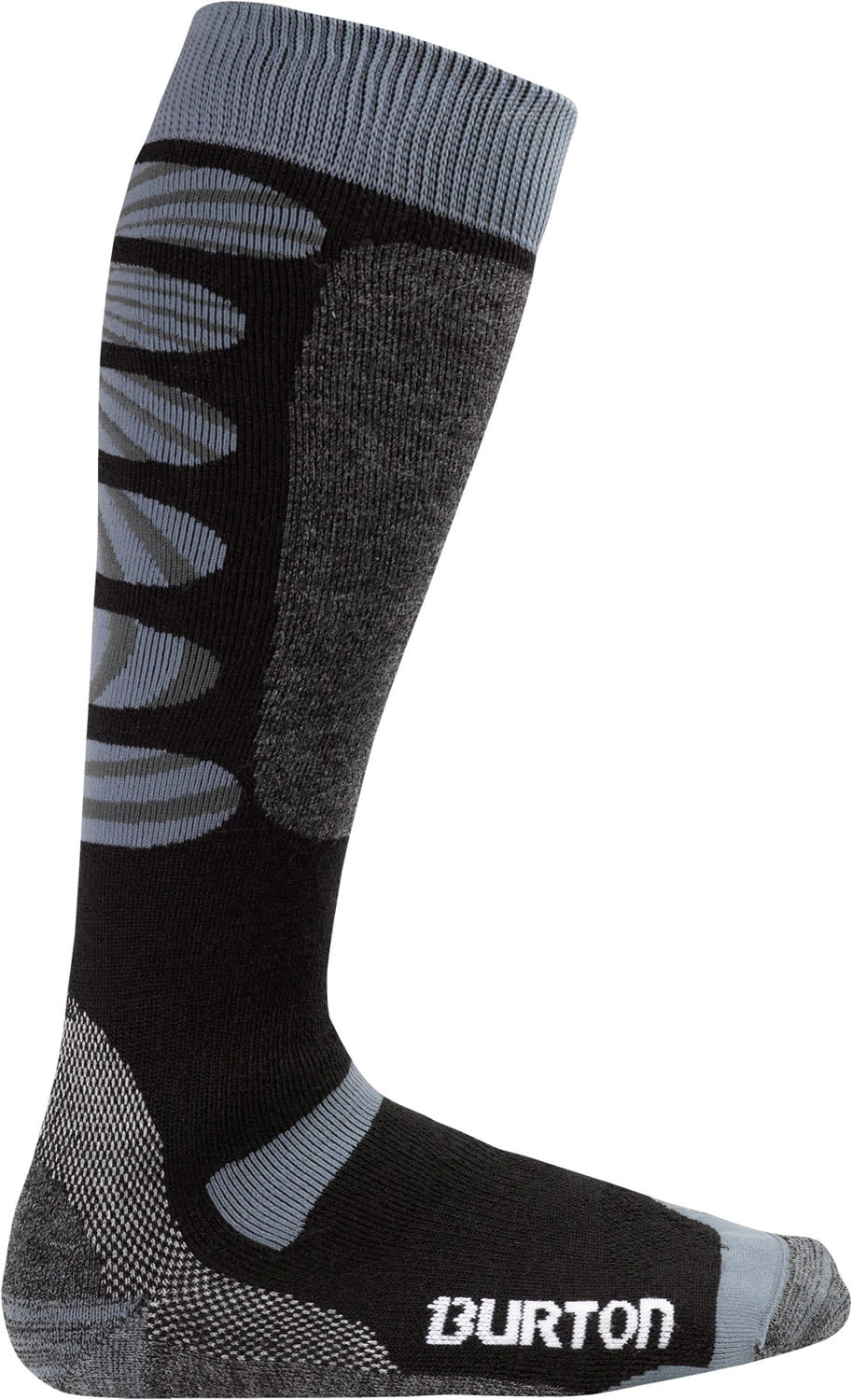 Shop for Burton Buffer II Socks True Black - Men's