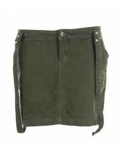 Burton Built To Kill Skirt Burnt Olive Hrbn